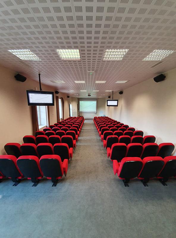 Salle de Séminairedu Domaine des Lys Hotel de Luxeà Ancenis Pays de la Loire